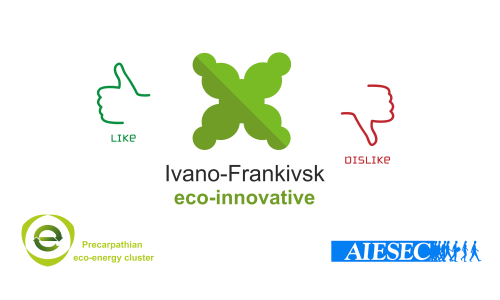 """Ivano-Frankivsk is eco-innovative city"" in the eyes of young people from other countries"