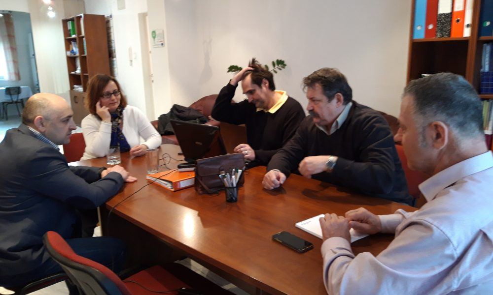 Work meetings of the joint Ukrainian-Hungarian project EaP Plus